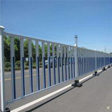市政护栏 城市道路中央护栏 道路隔离栅