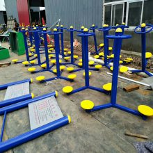 都江堰公园云梯健身器材售价,四人坐蹬训练器品质保证,生产厂家