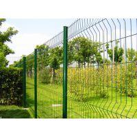 桃型柱护栏网 市政园林防护网 临边护栏网