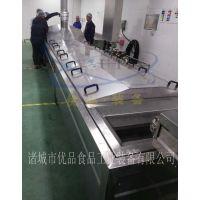 直销榨菜、酱菜巴氏杀菌机 食品巴士杀菌设备生产厂家
