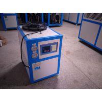 片材机专用冷水机 新悍机械5P风冷式冷水机 5KG水压