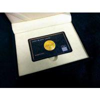金币会员卡厂家,千丰彩金币卡高端卡智能卡制作