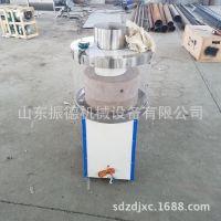 福建肠粉电动石磨机  振德 生产豆浆电动石磨机 麻汁香油小石磨