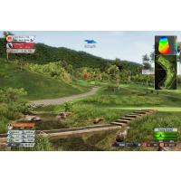 高速摄像模拟高尔夫1秒钟2万张高速动作捕捉