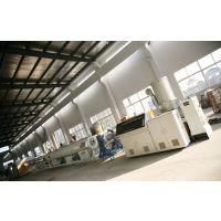 新贝机械PPR管材单螺杆挤出机生产线