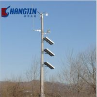 高速公路太阳能监控系统 道路监控太阳能供电系统 风光互补监控器