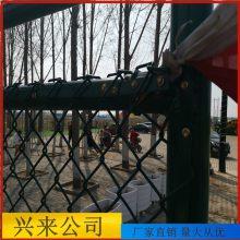 镀锌勾花网规格 菱形勾花网 铁丝网围栏