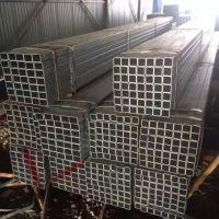 云南昆明镀锌方通价格 材质Q235 规格34x80x1.2mm