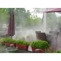 大型喷雾设备 喷雾降温风扇 仓库喷雾降温