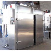 【诸城正康食品机械】直供ZK-1000大型双开门烟熏炉价格 可根据产量需求加工定制