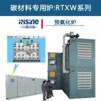 T800碳纤维生产线设备 T800碳纤维预氧化炉 合肥日新高温