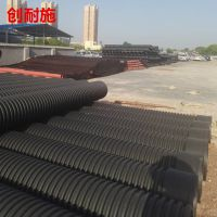 HDPE双壁波纹管排水管的性能介绍