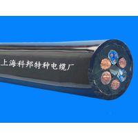 科邦牌聚氨酯卷筒电缆聚氨酯耐腐蚀卷筒电缆厂家