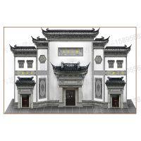 苏州文化人物泥塑园林雕塑订做苏州浮雕装饰苏州手工照壁墙面背景墙定制