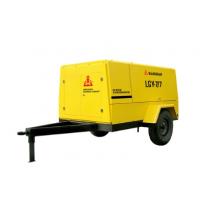 常州LG电动移动螺杆空气压缩机