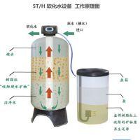 厂家直销广东肇庆自动反冲洗除水垢锅炉软化水设备找