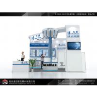 2018上海加盟展展台搭建设计