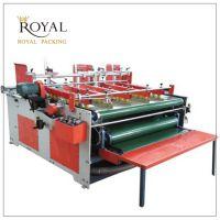 供应压合式粘箱机 半自动 纸箱机械设备