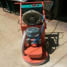 多种地面打磨轻巧手扶式环氧地坪打磨机 无尘研磨机 地坪打磨机