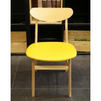 倍斯特日式咖啡实木软包椅休闲创意奶茶面包桌椅厂家定制