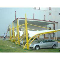 上海聚翼膜结构车棚-膜结构车棚防紫外线-膜结构车棚隔音防噪