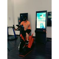 模拟自行车 vr自行车 vr山地车 健身房动感自行车 新款训练自行车火热销售中