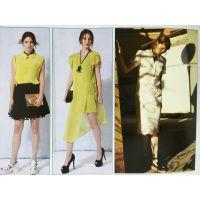 艾尔丽斯16夏唯品会品牌折扣女装巴雷雨尾货服装批发品牌折扣女装店加盟