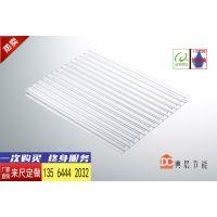 安徽阜阳8mm拜耳阳光板价格,透明pc耐力板,840型采光瓦厚度 典晨品牌