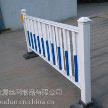 道路公路马路城市市政隔离活动围栏锌钢隔离 优盾牌防撞栏