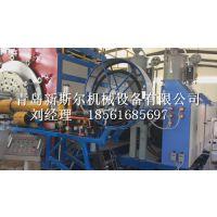 HDPE连续缠绕克拉管生产设备,克拉管生产线