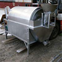 河南电加热干果烘干设备生产厂家 定制电加热炒货机