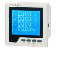 罗尔福LEF818UI-9K4三相电流电压表数码管 /液晶显示