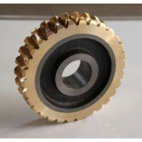 厂家配套蜗轮蜗杆 0.5-10模数蜗轮蜗杆 提供非标加工