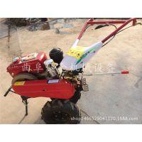 高效汽油旋耕除草机 孝感山地用小型耕地机