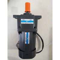 万鑫定速微型耳朵型减速电机5IK120GU-CF/5GU10K质优价廉工厂直销