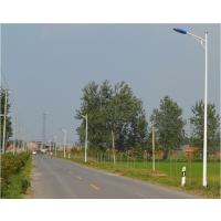 新农村建设6米30w太阳能路灯室外家用LED照明庭院灯 晟成