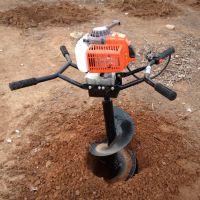 螺旋30直径挖坑机价格 定做挖坑机