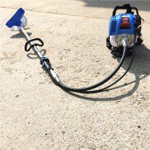 汽油割草机生产厂家 高效节能割灌机 邦腾背负式旋耕锄草机