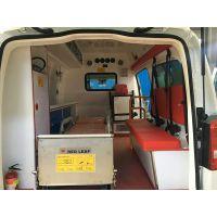 高端奔驰救护车入驻滨州市人民医院