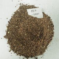 超细蛭石粉1-3mm 保温耐火金黄膨胀蛭石