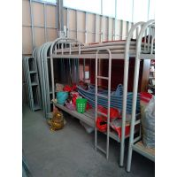安徽促销批发上下高低床宿舍双层床折叠床不锈钢床
