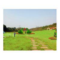 新园五色草立体造型-婚礼主题