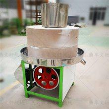 现货供应小型电动磨面机 磨浆机 优质青石电动石磨机