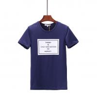 厂家批发夏季女式杂款短袖t恤 潮流印花女装圆领t恤 地摊货源
