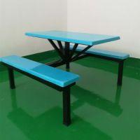 惠州饭堂快餐桌椅 _厂家自产自销_学校食堂餐桌椅价格实惠