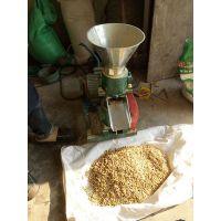 白河县连轴饲料颗粒机 秸秆粉碎颗粒机