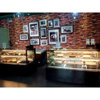 直角方形后开门前开门日式高端展示柜蛋糕店蛋糕西点保鲜柜