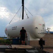 菏泽60立方LNG储罐,LNG储罐,菏锅 官方网站