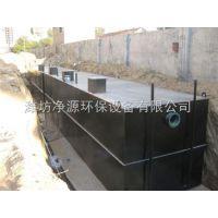 JY地埋式养猪污水处理设备销售安装