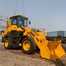 拖拉机两头忙40拖拉机改铲车和挖机生产厂家价格四川中首重工